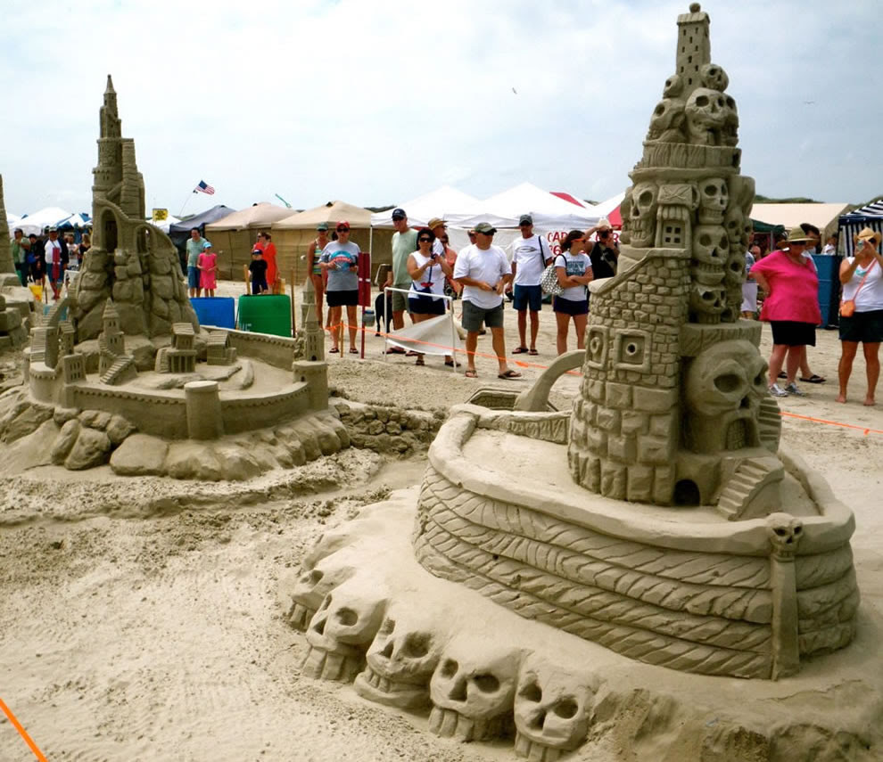 There Goes the Neighborhood 2nd Place at Texas Sand Fest 2011