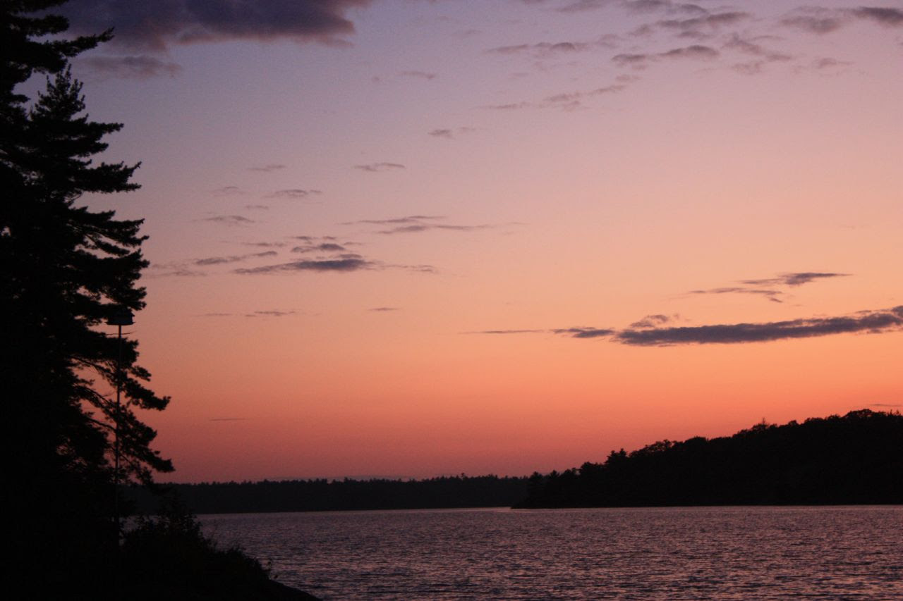 Sunset On The Bay, August 09