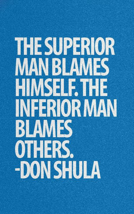Quotes About Blame Others 117 Quotes