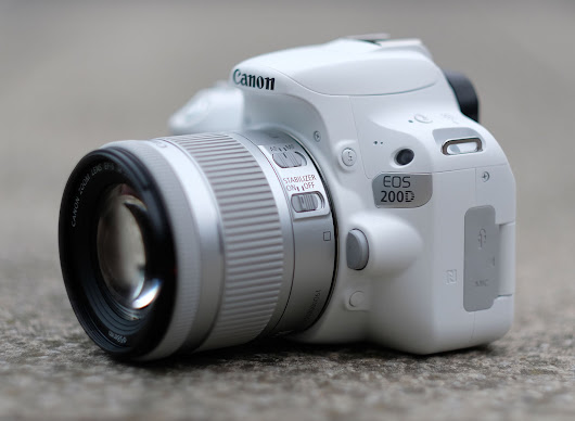 Canon EOS 200D / Rebel SL2 preview - Cameralabs