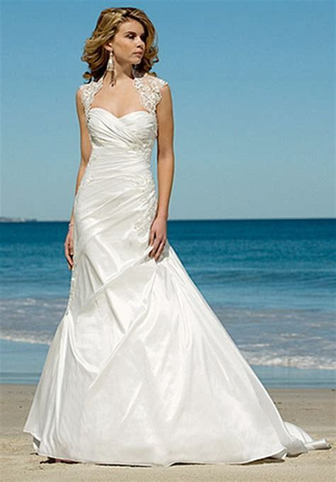 Best wedding dresses for beach wedding