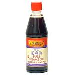 Lee Kum Kee, Oil Sesame Pure - 15 Ounce -PACK 6
