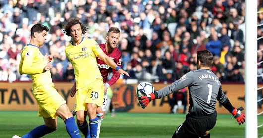West Ham 0 Chelsea 0: Hammers halt Maurizio Sarri's winning start to life in the Premier League