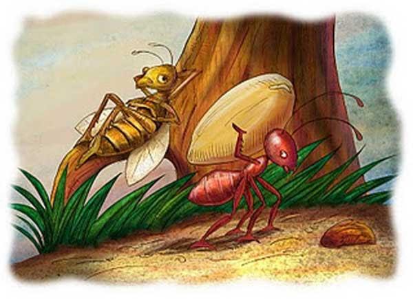 Resultado de imagem para A formiga desmotivada