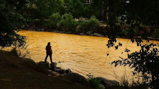 Navajo Nation Mourning, Pleading for Help After Toxic Mine Spill Contaminates Rivers - ABC News