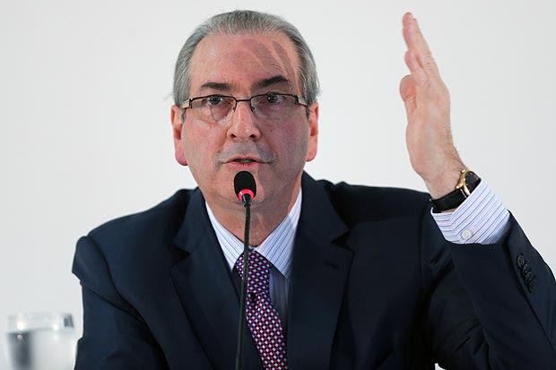 Eduardo Cunha pede ao STF quebra de seu sigilo telefônico e o do senador Edison Lobão