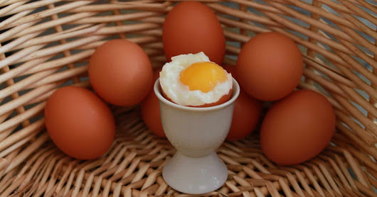Let's Talk about EGGsplode on World Egg Day! #KheerWrites