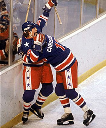 Johnson and Christian USA vs Finland 1980 photo 1980USAvsFinland3.jpg