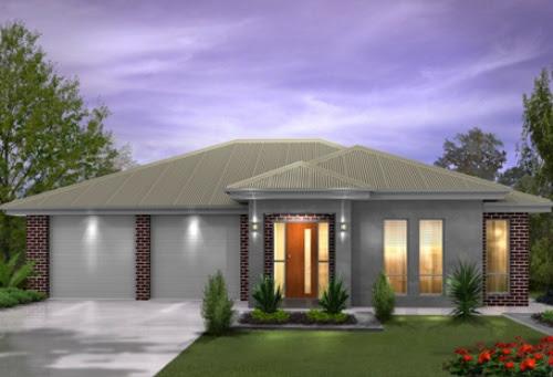 Denah Rumah Minimalis Modern 1 Lantai Untuk Ruko Rumahminimalis Com
