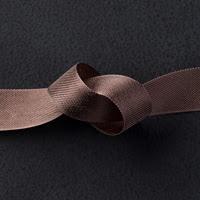 "Early Espresso 1/2"" Seam Binding Ribbon"