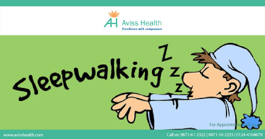 Sleep Walking: Here Is What You Need To Know | Aviss Health