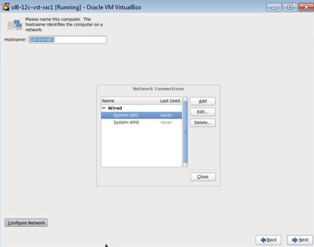 Oracle 12c RAC install on VMWare 1