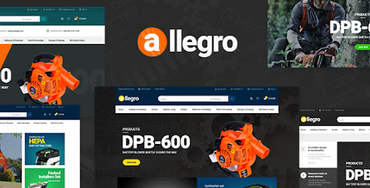 Allegro - WooCommerce WordPress Theme for Hand Tool & Equipment Stores - Theme88.Com – Free Premium Nulled Cracked Themes & Plugins & PHP Scripts and More