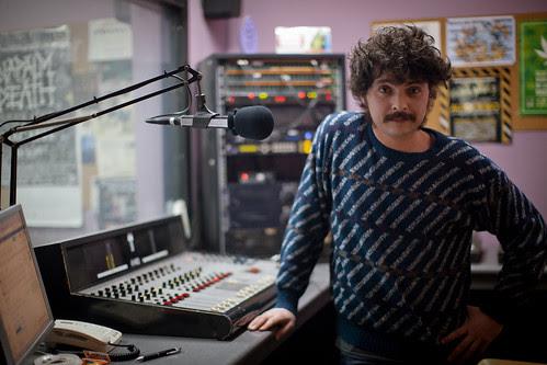 Pepón Fuentes en Radio Vallekas