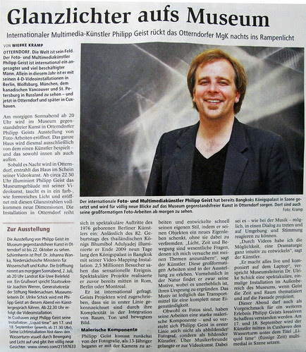 Presse_CuxhavenerNachrichten_MGK010711 by PHILIPP GEIST