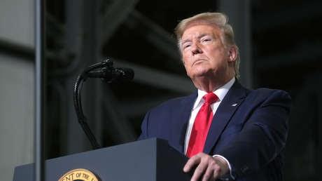 Trump afirma que EE.UU. designará al movimiento Antifa como organización terrorista