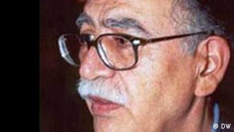 Ali Ashraf Darvishian, iranischer Schriftsteller (DW)