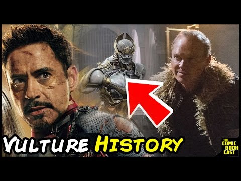 Spider-Man Homecoming - How Vulture (Michael Keaton) is connected to Tony Stark