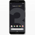 Google Pixel 3 - 128 GB - Just Black - Unlocked - CDMA/GSM