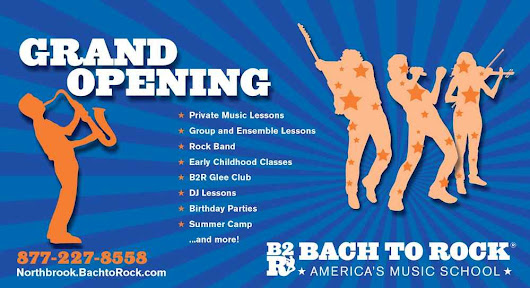 Bach to Rock Music School Celebrates 10 Years of Transforming Music Education