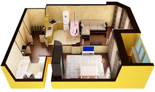 Дизайн квартир  фото красивых интерьеров