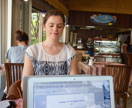 Our favourite cafes in Chiang Mai - Double Barrelled Travel