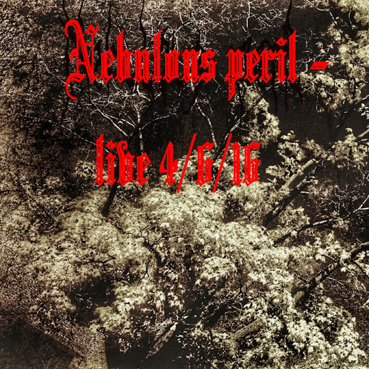 Nebulous Peril Live at Quenchers 4/6/16, by Nebulous Peril