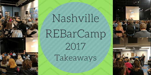 What You Missed at the 2017 Nashville REBarCamp