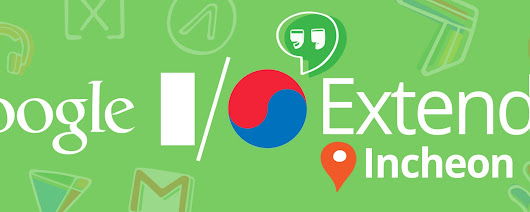 Google I/O Extended 2015 @Incheon