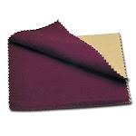 Jeweller's Rouge Silver Polish Polishing Cloth 6x8 Inch Size