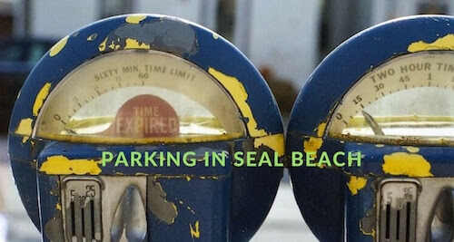 Parking In Seal Beach, CA: Paid, Free, Hours