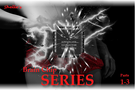 Brain Chip Series by HypnoDomme Shelle Rivers