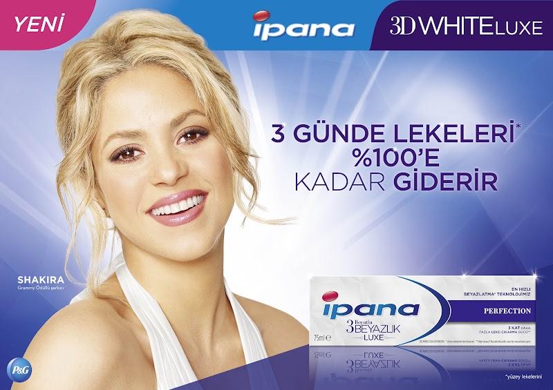 Ipana Perfection ile Gülüşünü Göster