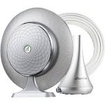 SureCall - EZ 4G Five-band Home Cellular Signal Booster - Silver