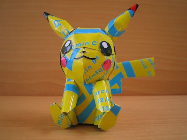 cans - pikachu