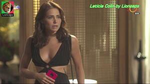 Leticia Colin sensual na novela Segundo Sol