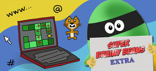 Computer coding for kids - Primary School learning at Super Brainy Beans