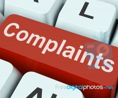 Constant Complaining: Does It Serve Us Well?