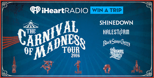 Win the Ultimate Carnival of Madness Experience!