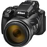 Nikon COOLPIX P1000 16 MP Digital Camera - Black