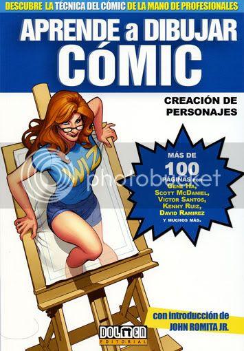 aprende a dibujar cómics 04