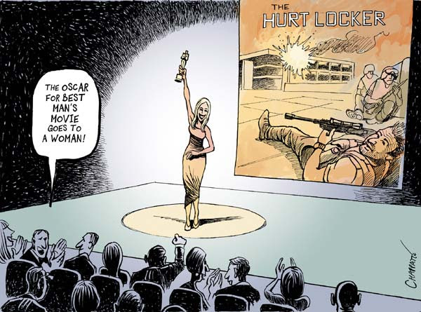 Cartoon by Patrick Chappatte