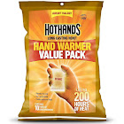 HotHands Hand Warmer Value Pack, White - 10 pairs
