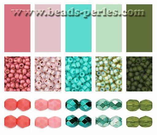 Beads Perles: Paleta 2