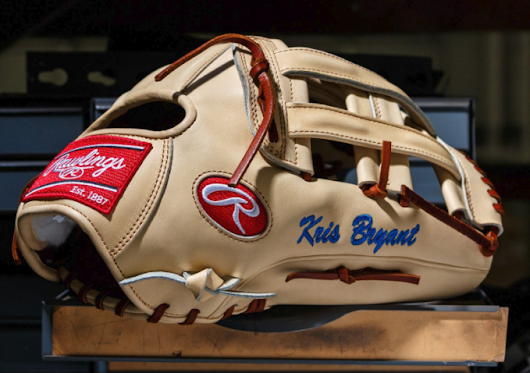Kris Bryant's Glove | PRO200-6K Insights | Just Glove Reviews