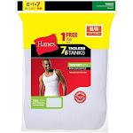 Hanes Men's Tagless ComfortSoft A-Shirt Bonus Pack - 372AG7