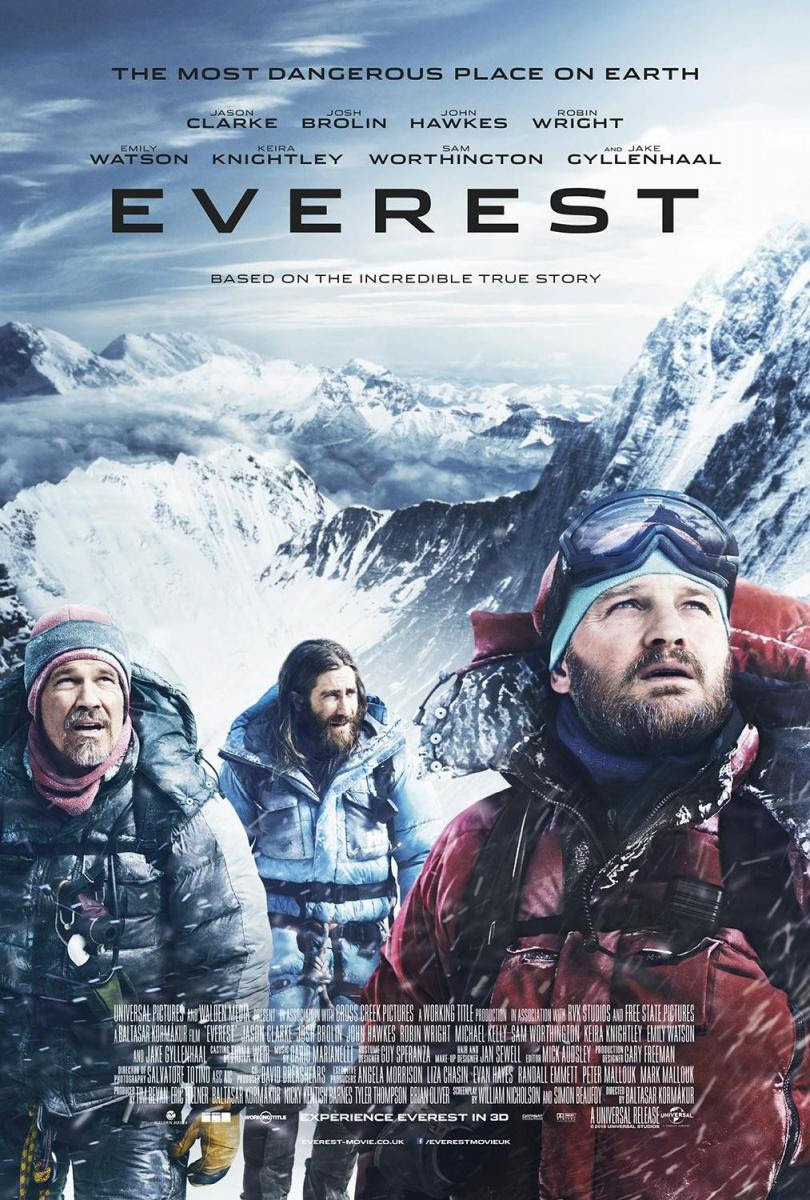 Everest, película, blog de Cine, Solo Yo, Blog Solo YO