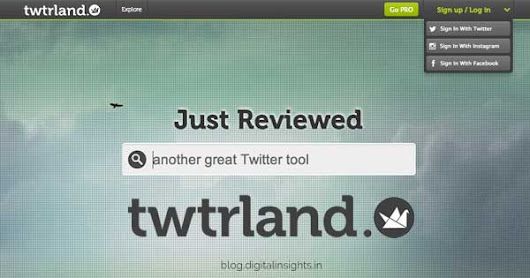 Twtrland Tool Review: How the Social Analytics Startup stacks up with its new Business offerings