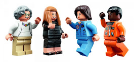 LEGO's women of NASA range honours famous females