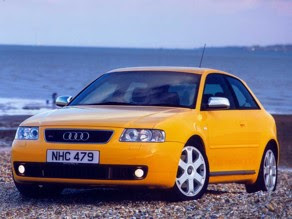 fastest car in the world's most expensive: Audi A3 (1996 ...